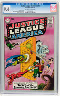 Silver Age (1956-1969):Superhero, Justice League of America #2 (DC, 1961) CGC NM 9.4 Off-white towhite pages....