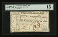 Colonial Notes:Georgia, Georgia May 4, 1778 $20 PMG Choice Fine 15 Net....
