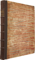 Books:First Editions, Sydney Parkinson. [Capt. James Cook]. A Journal of a Voyage to the South Seas In His Majesty's Ship, The Endeavour. ...