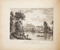 Books:First Editions, Paul Sandby, artist. The Virtuosi's Museum; Containing SelectViews, in England, Scotland, and Ireland. London: ...
