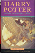 Books:First Editions, J. K. Rowling. Harry Potter and the Prisoner of Azkaban. London: Bloomsbury, 1999....