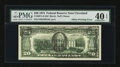 Error Notes:Offsets, Fr. 2071-D $20 1974 Federal Reserve Note. PMG Extremely Fine 40EPQ.. ...