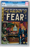 Golden Age (1938-1955):Horror, Haunt of Fear #6 Gaines File pedigree 7/11 (EC, 1951) CGC NM+ 9.6White pages....