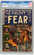 Golden Age (1938-1955):Horror, Haunt of Fear #11 Gaines File pedigree 4/12 (EC, 1952) CGC VF/NM9.0 Off-white to white pages....