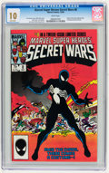 Modern Age (1980-Present):Superhero, Marvel Super Heroes Secret Wars #8 (Marvel, 1984) CGC GM MT 10.0White pages....