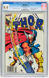 Thor #337 (Marvel, 1983) CGC MT 9.9 White pages