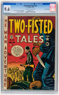 Golden Age (1938-1955):War, Two-Fisted Tales #20 Gaines File pedigree (EC, 1951) CGC NM+ 9.6 Off-white to white pages....