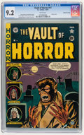 Golden Age (1938-1955):Horror, Vault of Horror #17 Gaines File pedigree 5/11 (EC, 1951) CGC NM-9.2 White pages....