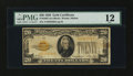 Small Size:Gold Certificates, Fr. 2402 $20 1928 Gold Certificate. PMG Fine 12.. ...