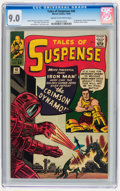 Silver Age (1956-1969):Superhero, Tales of Suspense #46 (Marvel, 1963) CGC VF/NM 9.0 Cream to off-white pages....