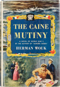 Books:Signed Editions, Herman Wouk. The Caine Mutiny. Garden City: Doubleday &Company, 1951. First edition. Signed by Wouk on title pa...