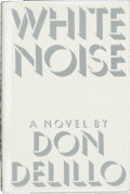 Books:Signed Editions, Don DeLillo. White Noise. [New York]: Viking/Elisabeth Sifton Books, [1985]. First edition. Signed by DeLillo...