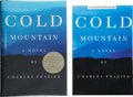 Books:Signed Editions, Charles Frazier. Cold Mountain - Signed Copies of theUncorrected Proof and First Edition. New York: Atlantic Mo...(Total: 2 Items)