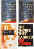 Books:Signed Editions, Four First Editions, Three Signed, including: Shirley Ann Grau.The Keepers of the House. Two copies, one of whi... (Total:4 Items)