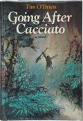 Books:Signed Editions, Tim O'Brien. Going After Cacciato. [New York]: Delacorte Press, [1978]. First edition, first printing. Inscribed b...