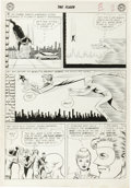 Original Comic Art:Panel Pages, Carmine Infantino and Joe Giella - The Flash #112, page 2 OriginalArt (DC, 1960). ...