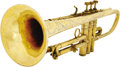 "Musical Instruments:Horns & Wind Instruments, Bunny Berigan Trumpet. Benny Goodman called him ""a maverick,"" and according to Louis Armstrong, Berigan's only flaw was that... (Total: 1 Item)"