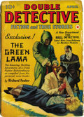 Pulps:Miscellaneous, Double Detective Group (Munsey, 1940-41) Condition: AverageGD/VG.... (Total: 5 Comic Books)