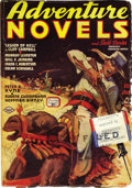 Pulps:Miscellaneous, Adventure Novels and Short Stories #6 Court Case Copy (Chesterfield, 1937) Condition: VG....