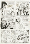 Original Comic Art:Panel Pages, Jack Kirby and Syd Shores - Captain America #102, page 2 OriginalArt (Marvel, 1968). ...