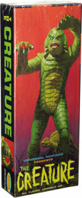 "Memorabilia:Science Fiction, Aurora Model Kit #426 - ""The Creature"" (Aurora Plastics Corp., Circa 1960s)...."