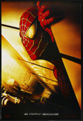 "Movie Posters:Action, Spider-Man (Columbia, 2002). One Sheet (27"" X 40"") Advance. DS.Action. ..."