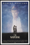"Movie Posters:Sports, The Natural (TriStar, 1984). One Sheet (27"" X 41""). ..."