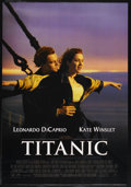 "Movie Posters:Adventure, Titanic (20th Century Fox, 1997). One Sheet (27"" X 40"") ""I'mFlying, Jack"" version. SS...."
