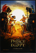 "Movie Posters:Animated, The Prince of Egypt (Dreamworks, 1998). One Sheets (2) (27"" X 40"")Advance (both). DS (both). ... (Total: 2 Items)"