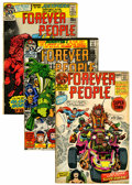 Bronze Age (1970-1979):Miscellaneous, DC Fourth World-Related and Others Group (DC, 1970s) Condition:Average FN/VF.... (Total: 24 Comic Books)