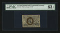 Fractional Currency:Second Issue, Fr. 1245 10¢ Second Issue PMG Choice Uncirculated 63 EPQ....