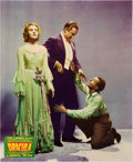 "Movie Posters:Horror, Dracula (Universal, 1931). Jumbo Lobby Card (14"" X 17"").. ..."