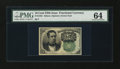 Fractional Currency:Fifth Issue, Fr. 1264 10¢ Fifth Issue PMG Choice Uncirculated 64....