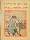Books:Children's Books, Jane Eayre Fryer. Easy Steps to Sewing For Big and Little Girlsor Mary Frances Among the Thimble People. Oaklan...