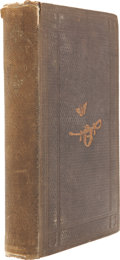 Books:First Editions, Jessie Benton Frémont. The Story of the Guard. A Chronicle ofthe War. Boston: Ticknor and Fields, 1863. First e...