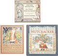 Books:Children's Books, Maurice Sendak. Three Books Illustrated by Him, including:...(Total: 3 Items)