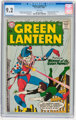 Green Lantern #1 (DC, 1960) CGC NM- 9.2 White pages