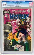 Bronze Age (1970-1979):Horror, House of Mystery CGC-Graded #194 and 198 Group (DC, 1971-72)....(Total: 2 Items)