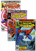 Modern Age (1980-Present):Superhero, The Amazing Spider-Man 200-251 Group (Marvel, 1979-84) Condition:Average VF/NM.... (Total: 52 Comic Books)