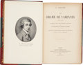Books:Non-American Editions, G. Lenotre. Le Drame de Varennes Juin 1791. Paris: Perrin EtCie, 1905. First edition. Octavo. 403 pages. French...
