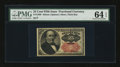 Fractional Currency:Fifth Issue, Fr. 1309 25¢ Fifth Issue PMG Choice Uncirculated 64 EPQ....