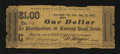 Obsoletes By State:Arkansas, Fort Smith City, AR- M. Mayers & Bro. $1 Dec. 18, 1861 234-20. ...