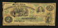 Obsoletes By State:Arkansas, Little Rock, AR- Little Rock Certificate of Indebtedness $2 Jan. 20, 1873 Rothert 424-4. ...
