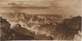 Photography:Official Photos, Putnam & Valentine Panoramic Photograph of the Grand Canyon....