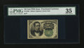 Fractional Currency:Fifth Issue, Fr. 1264 10¢ Fifth Issue PMG Choice Very Fine 35....