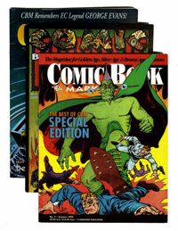 Comic Book Marketplace Group (Gary Carter/Gemstone Publishing, 1999-04).... (Total: 21 Items)