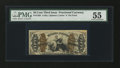 Fractional Currency:Third Issue, Fr. 1365 50¢ Third Issue Justice PMG About Uncirculated 55....