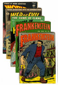 Golden Age (1938-1955):Horror, Comics - Assorted Pre-Code Horror Comics Group (Various,1952-53).... (Total: 5 Comic Books)