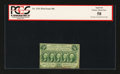 Fractional Currency:First Issue, Fr. 1311 50¢ First Issue PCGS Choice About New 58....