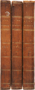 Books:First Editions, [Sir Walter Scott]. The Pirate. Edinburgh: Printed forArchibald Constable and Co., 1822. First edition, later s...